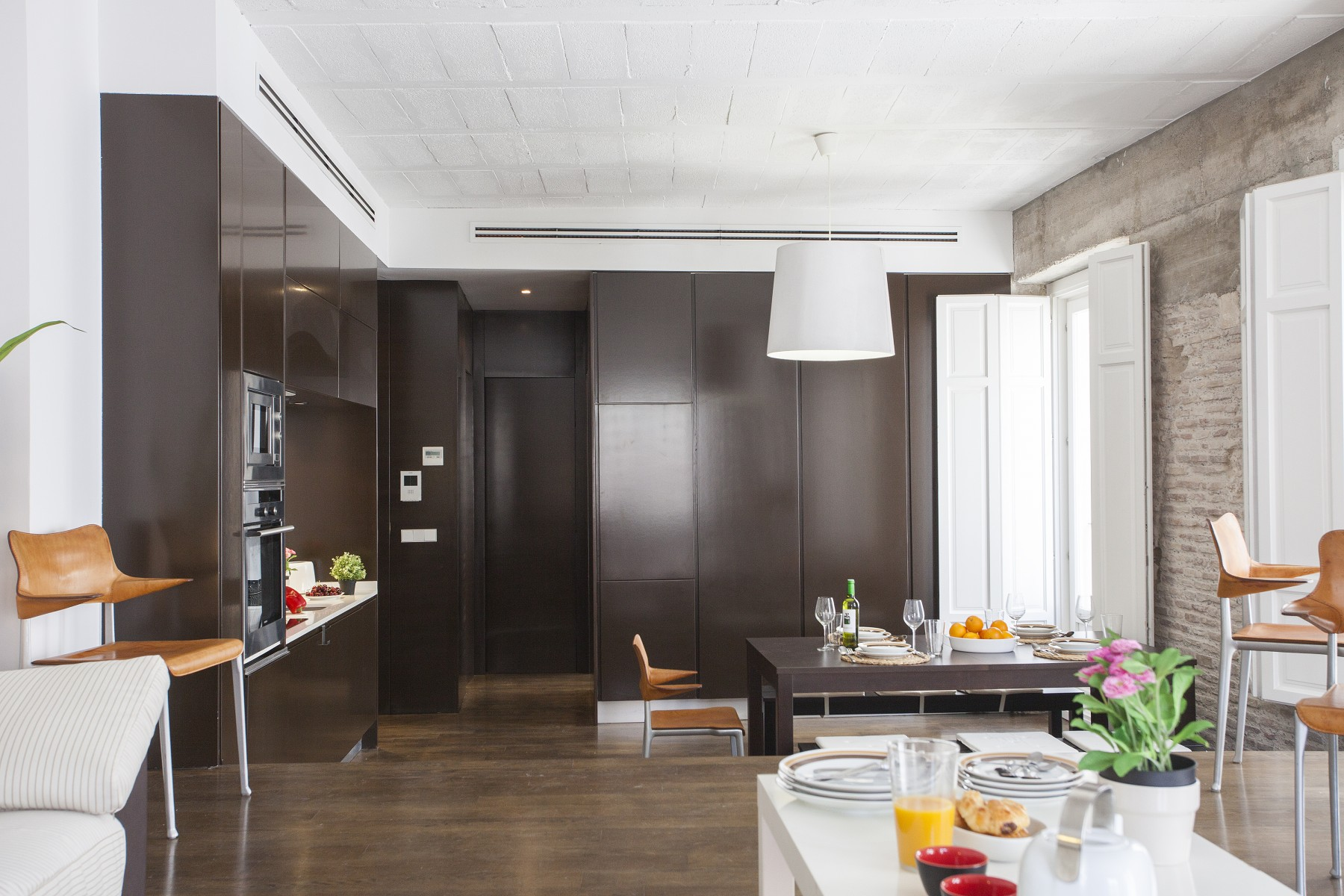 Apartments in valencia calatrava - Singular kitchen valencia ...