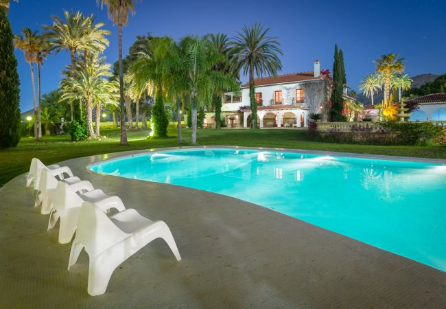 in Alicante - Incredible Luxury & Historical Mansion